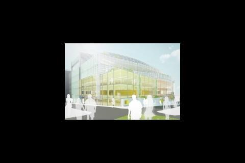 EPR design for Amex offices in Brighton